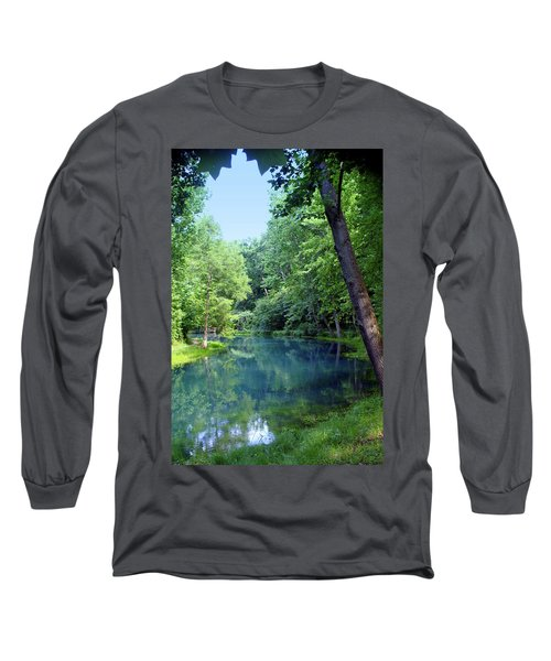 Maramec Springs 2 Long Sleeve T-Shirt