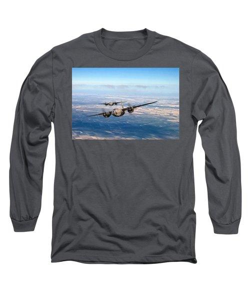 Marauder Twoship Long Sleeve T-Shirt