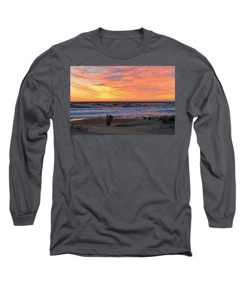 March 23 Sunrise  Long Sleeve T-Shirt