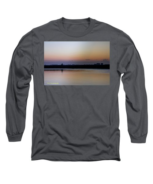 March Pre-sunrise Long Sleeve T-Shirt