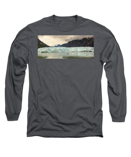 Margerie Glacier Long Sleeve T-Shirt