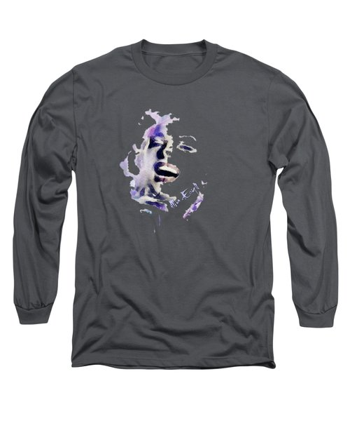 Marilyn Monroe Long Sleeve T-Shirt by iMia dEsigN