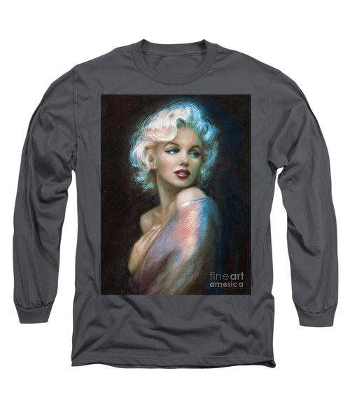 Marilyn Romantic Ww 6 A Long Sleeve T-Shirt