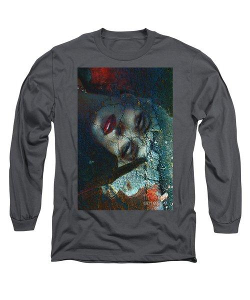 Marilyn Str.3 Long Sleeve T-Shirt
