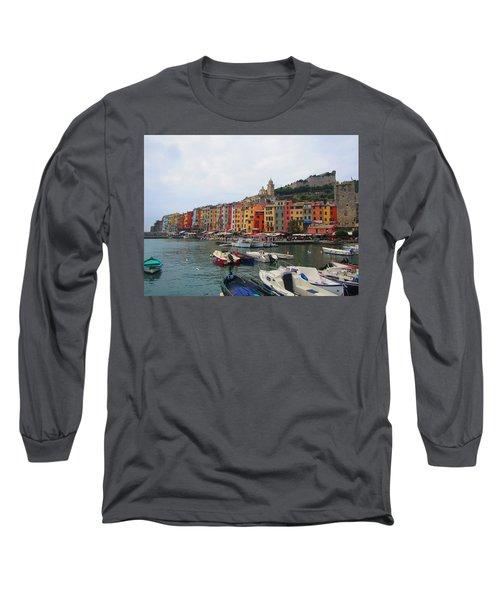 Marina Of Color Long Sleeve T-Shirt