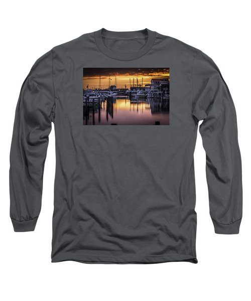 The Floating Sky Long Sleeve T-Shirt