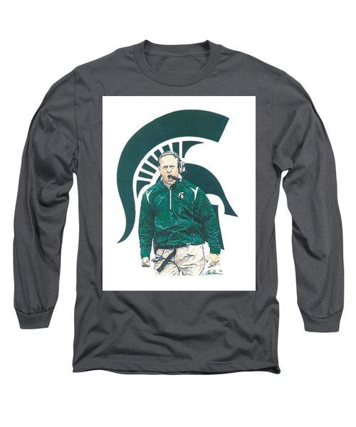 Mark Dantonio Long Sleeve T-Shirt