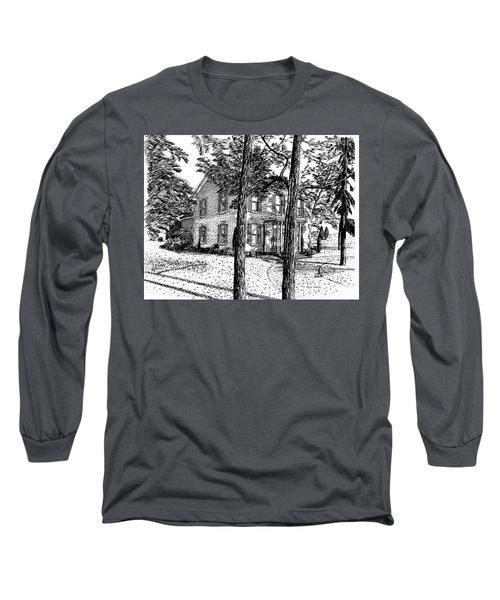 Markham House Long Sleeve T-Shirt