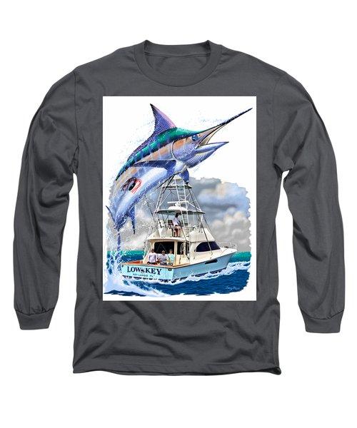 Marlin Commission  Long Sleeve T-Shirt