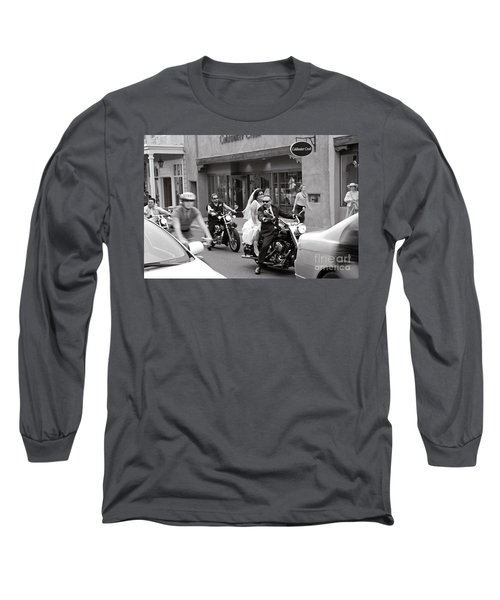 Marriage In Santa Fe Long Sleeve T-Shirt