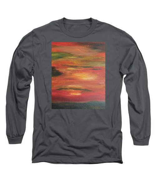 Mars Landing Long Sleeve T-Shirt