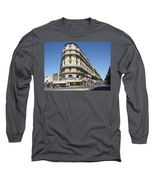 Long Sleeve T-Shirt featuring the photograph Marseille, France by Travel Pics