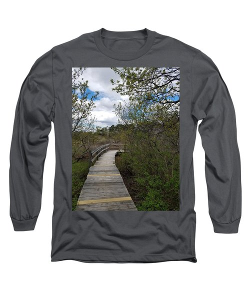 Marsh Walk Long Sleeve T-Shirt