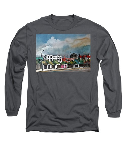 F  732 Martello Tower Bray Seafront Wicklow.. Long Sleeve T-Shirt