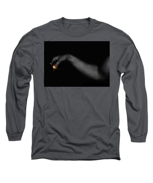 Martial Art Discipline Long Sleeve T-Shirt
