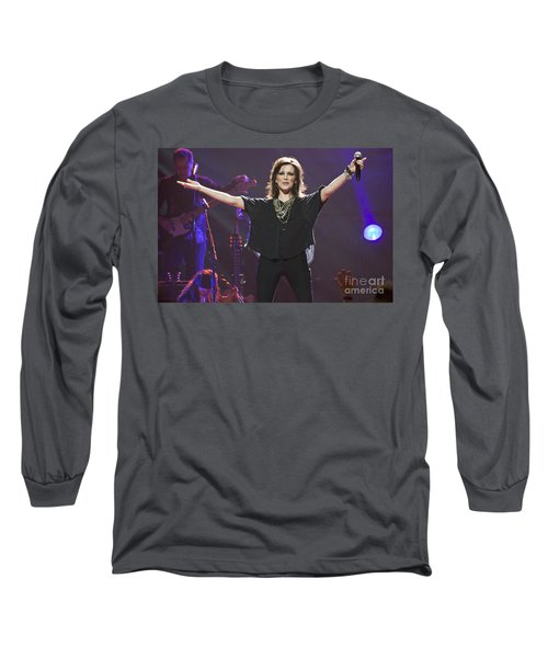 Martina Mcbride Long Sleeve T-Shirt