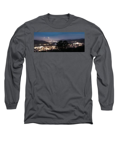 Martins Ferry Night Long Sleeve T-Shirt