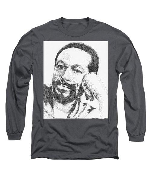 Marvin Gaye  Long Sleeve T-Shirt