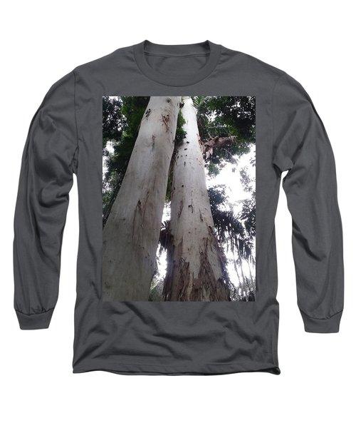 Mary Cairncross Rainforest  Long Sleeve T-Shirt