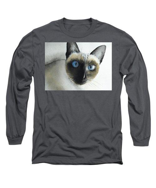 Mary Cat Long Sleeve T-Shirt