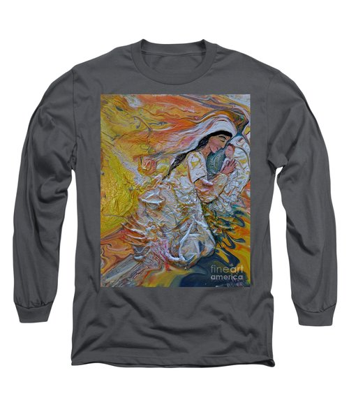 Mary Did You Know Long Sleeve T-Shirt