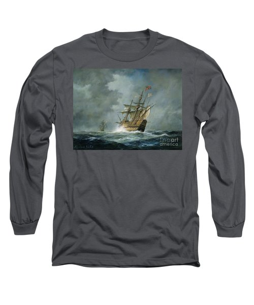 Mary Rose  Long Sleeve T-Shirt