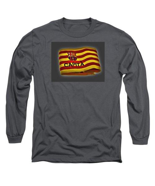 Long Sleeve T-Shirt featuring the photograph Mas Que Un Capitan ... by Juergen Weiss