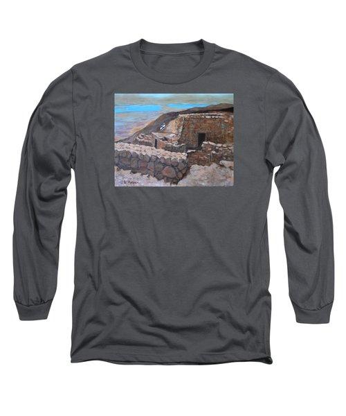 Masada Long Sleeve T-Shirt
