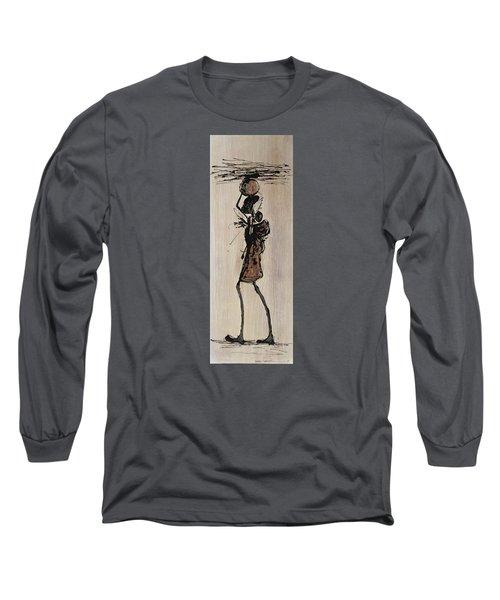 Masai Family - Part 1 Long Sleeve T-Shirt