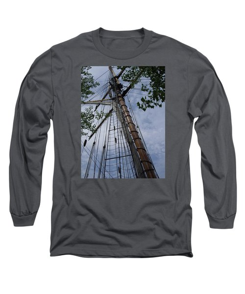 Mast Long Sleeve T-Shirt by Test