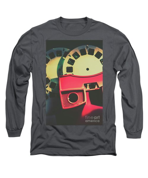 Master View Of Yesteryear  Long Sleeve T-Shirt