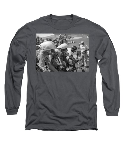 Start Masters Team Pursuit Long Sleeve T-Shirt