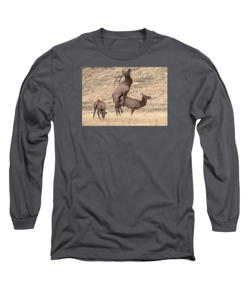 Mating  Long Sleeve T-Shirt