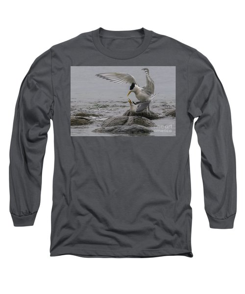 Long Sleeve T-Shirt featuring the photograph Mating Pair 2 by Werner Padarin
