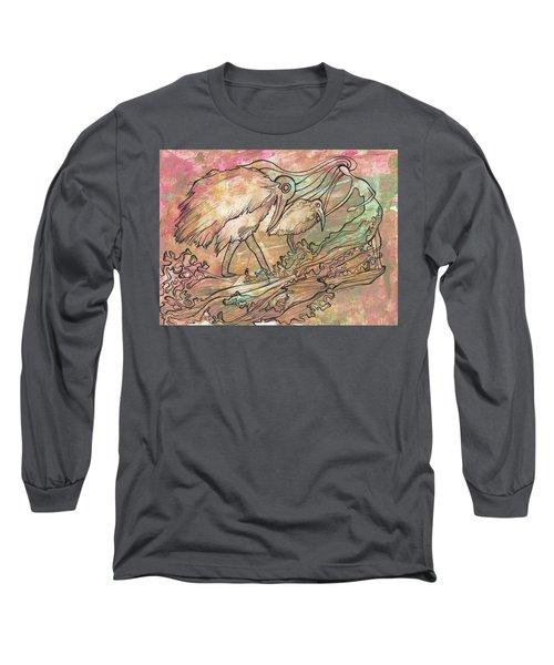 Matrem Terram Long Sleeve T-Shirt