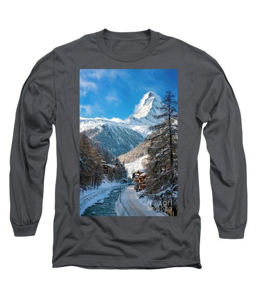 Matterhorn  Long Sleeve T-Shirt