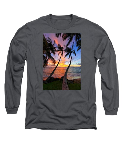 Maui Magic Long Sleeve T-Shirt by James Roemmling