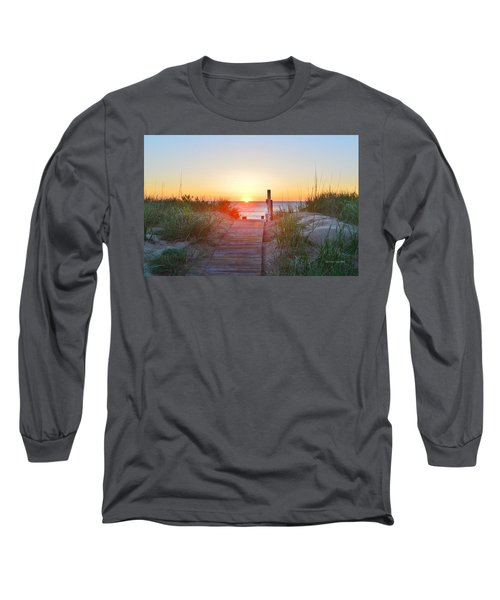 May 26, 2017 Sunrise Long Sleeve T-Shirt