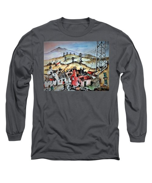 F 723 And Now For Fibre Optic B And B Long Sleeve T-Shirt