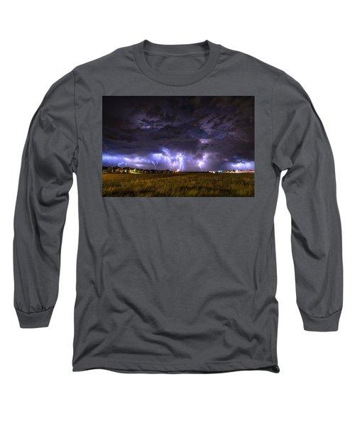 May Lightning Long Sleeve T-Shirt
