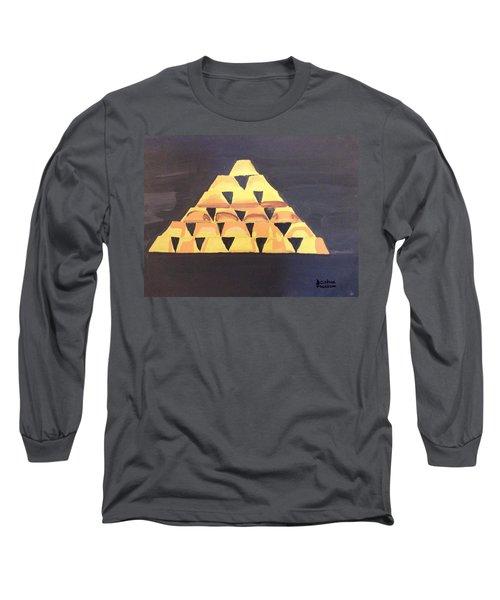 Tax Long Sleeve T-Shirt by Joshua Maddison