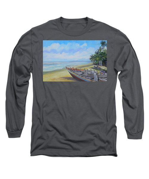 Mayaro Boat Long Sleeve T-Shirt