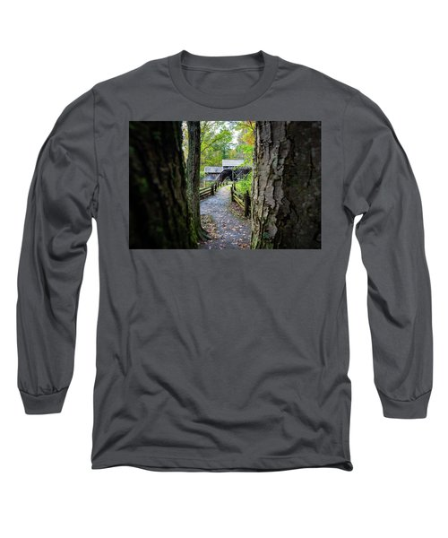 Maybry Mill Through The Trees Long Sleeve T-Shirt