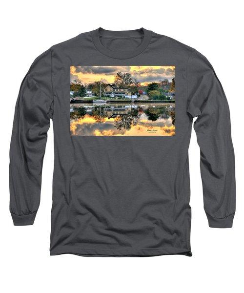 Mays Landing Morning Long Sleeve T-Shirt