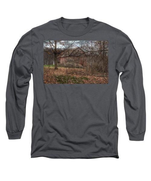 0026 - Mayville's Hidden Barn II Long Sleeve T-Shirt