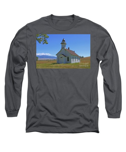 Mcallister Church Long Sleeve T-Shirt