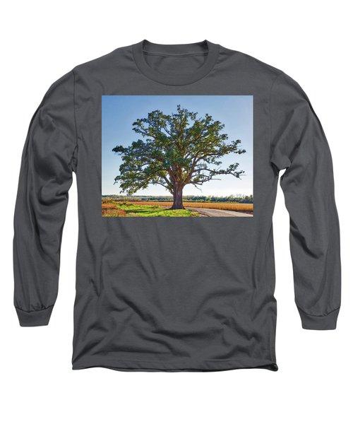Mcbaine Bur Oak Long Sleeve T-Shirt