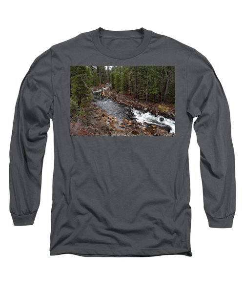 Mccloud River Long Sleeve T-Shirt