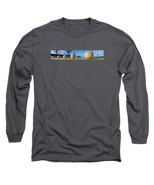 Long Sleeve T-Shirt featuring the photograph Mccovey Cove by Steve Siri