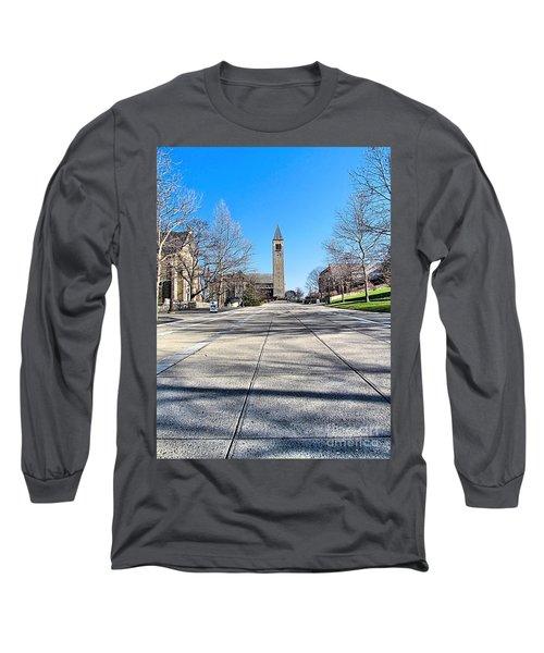Mcgraw Tower  Long Sleeve T-Shirt